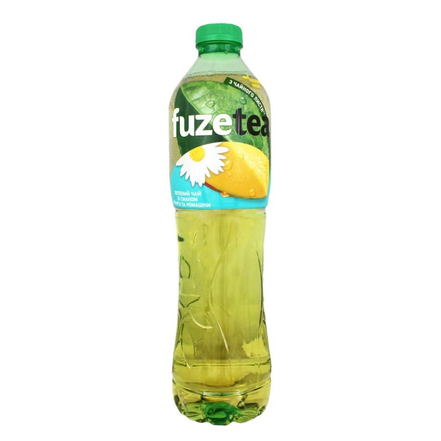 """Напій """"FUZETEA"""" Манго та Ромашка Пластикова пляшка 1л"""